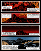 Commission: Mythology Issue 1 Page 4 by Trinityinyang