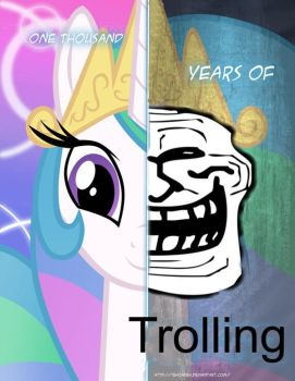 Two Sides Of Trollestia by Marihuano54