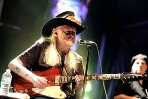 Calabogie Blues Festival:  Johnny Winter by basseca