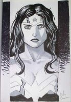 Wonder Woman III by ReillyBrown