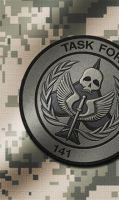 Task Force 141 by dordio