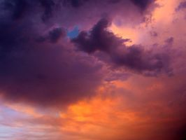 AthenaStock::Sunset Clouds 6 by AthenaStock