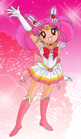 Super Sailor Chibi Moon1 by LadyLaui