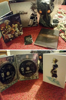 Kingdom Hearts Collectors Edition by WanNyan