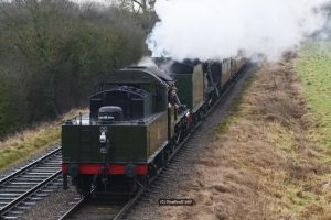 46521 + 6990 'Witherslack Hall' by DingRawD