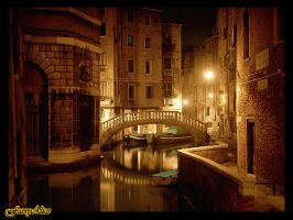 cityscape of  Venice by FaeryAlice