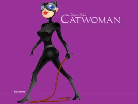 CATWOMAN 2 by the-tracer