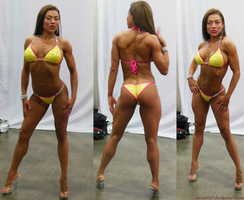 Mystery Model Photo from 2013 Arnold Classic by zenx007