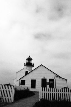 Point Loma Lighthouse VI by LDFranklin