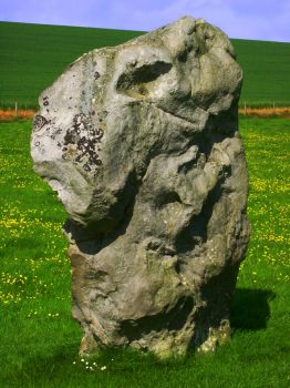 Standing Stone 1 by BFG-Stock