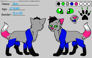 Dims ref sheet by Animallover08