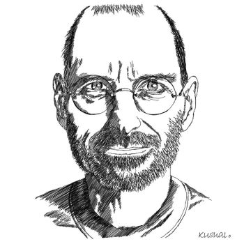 Happy Birthday, Steve Jobs.! by AnimationManiac