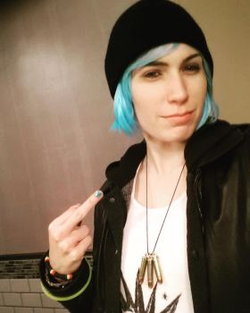 Chloe Price Cosplay by liloved1