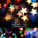 Bokeh Pack 6 by joannastar-stock