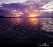 Twilight  Ocean by nhiqiyut-photography