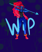 (WIP) Spear of Justice by HystericalRT