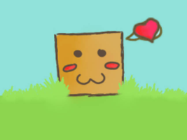 Mr.Square by Casadriss