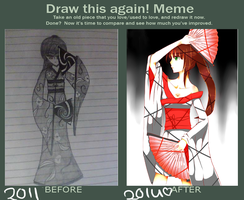 Redraw 2011~2014 by OddSmirk