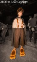 Frodo Baggins Cosplay by MasterCyclonis1