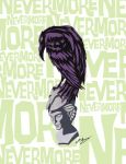 Raven: Nevermore by JRMurray76