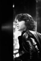 Jim Morrison by chrizum