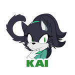 Kai Sticker by PokeGirl150