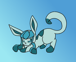 Glaceon by Emily103