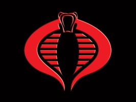 Cobra Enemy Logo by bapabst