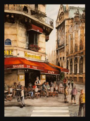 Salon de The by Rssfim