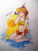 Psyduck by earlpanda