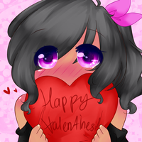 Happy Valentines Day! + SWEET APP VB by Rainbow-fiedKitty