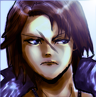 Squall leonhart ff8 by Gman20999