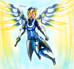 Mercy by StrayQrow