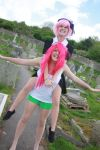Nyu Nana - Elfen Lied Cosplay by Lady-Diamond-Tbqh