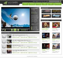 Web 2.0 Video Site by chymera8466