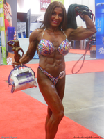 Ablicious Dr. Margaret Negrete at the 2014 Arnold by zenx007