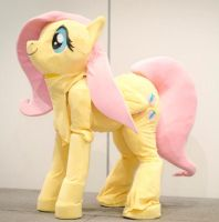 Fluttershy Quadsuit by Lasiral