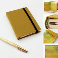 Green Journal Moleskine by GatzBcn