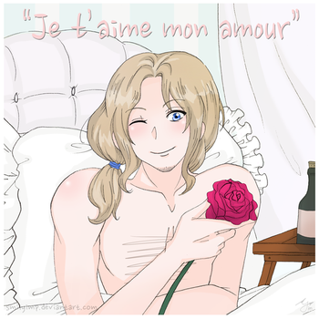 amour by smilyimp