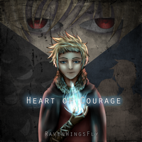 APH- Heart of Courage (Fanfiction FINISHED) by RavenWingsFly