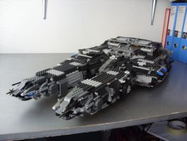 Lego Battlecruiser by Fetid-Wreck