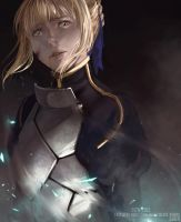 Saber by 017m