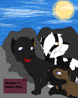 The Silent Scream Chapter 1 Cover by Rose-Sherlock