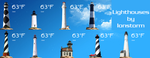 Lighthouse Weather for Rainmeter by ionstorm01