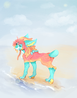 .:King of the Beach:. by Pieology