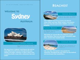 Sydney Pamphlet Pages 1 and 2 by mjb1225