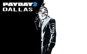 Payday 2 Dallas Background by aleco247