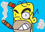 Is That Homer...? by Darrekton
