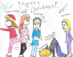 Cienca Christmas '10 by QweXTheXEccentric