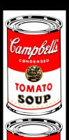 Campbell's Soup by SweetAmberkins